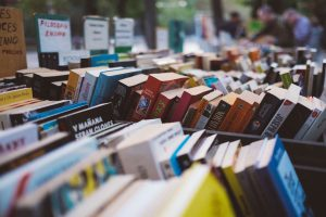 Traditional publishing is the best route into physical bookstores